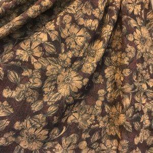 LuLaRoe Skirts - NWT Lularoe Madison Floral Skater Skirt S